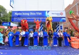 Ngân Hàng Bản Việt Hân hoan chào đón thành viên mới - PGD Châu Đức - Bà Rịa Vũng Tàu